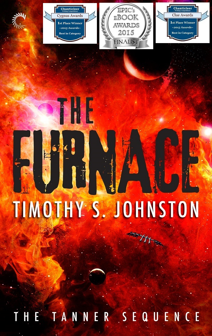 The Furnace Cover with Clue, Cygnus, Epic Award Logos