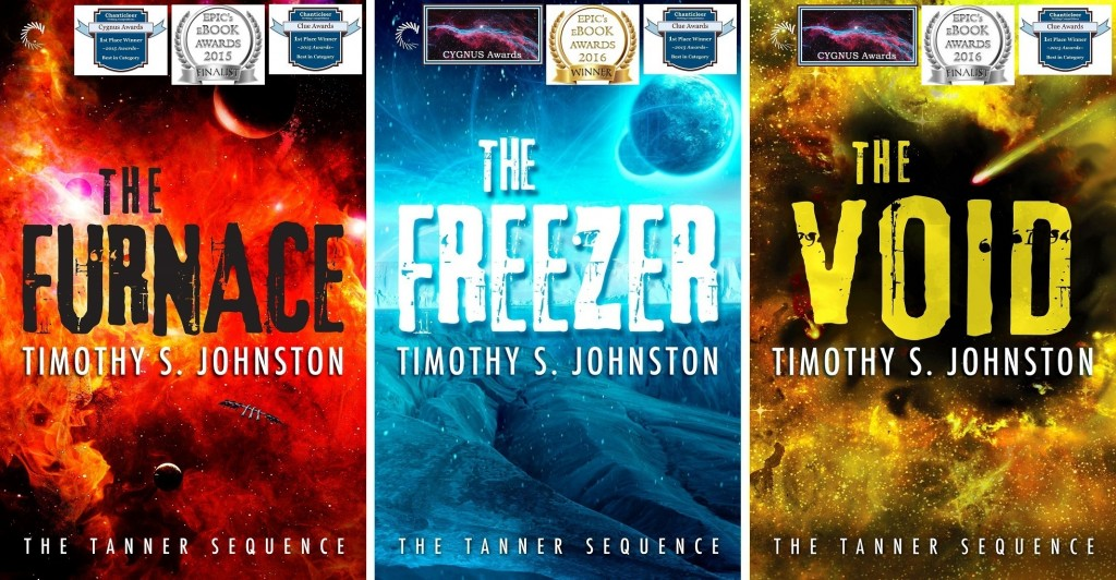 Writer of Contemporary and Futuristic Technothrillers: